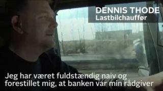 Dennis Thode, Danskere på tvang - undgå tvangsauktion med privatøkonomisk rådgivning