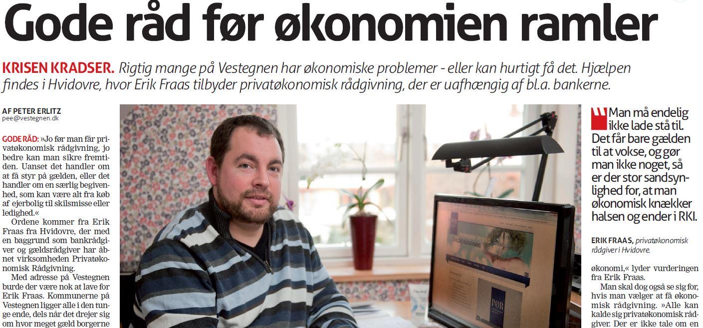 Artikel om PØR - Hvidovre, Rødovre, Vanløse, Albertslund, Brøndby, Greve, Køge